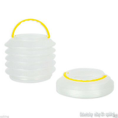 New Artist Collapsible Paint Brush Cleaner Water Pot Traveling Lantern