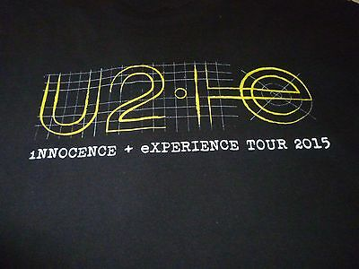 U2 Tour Shirt ( Used Size L Missing Tag ) Nice Condition!!!