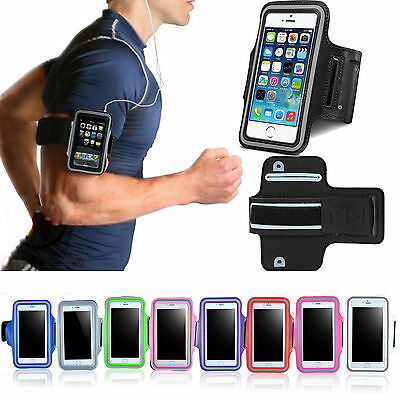 Sport Fitness armband, armband cell phone holder iPhone 6S Plus, 7 Plus & 8 Plus