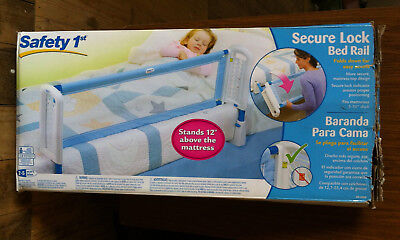Safety 1st Brand Children's Bed Barrier - Like New Condition