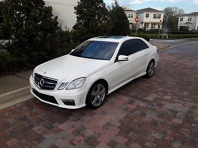 2010 Mercedes-Benz E-Class  2010 Mercedes Benz E350  Low Miles!!