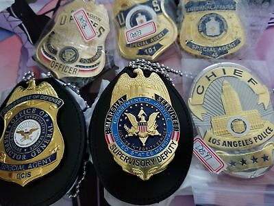 1pc Badge Cosplay Props Collection Move Prop