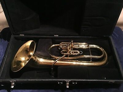 King Model 625 Bell Front Baritone Horn