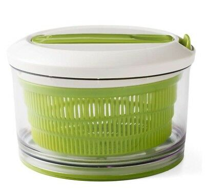 Chef'n SpinCycle Large Kitchen Fruits Veggie Salad Washer Spinners