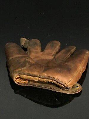 Wilson WWII Vintage 679 Baseball/Softball Glove/Mitt Special Services US Army