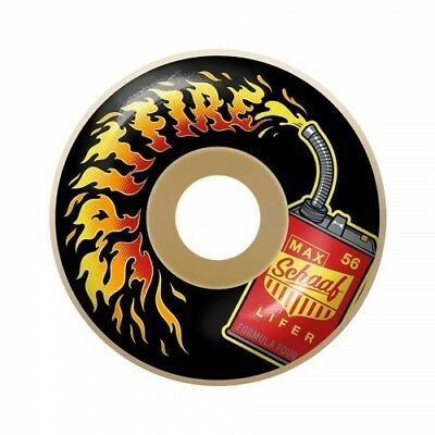spitfire max schaaf. spitfire f4 max schaaf lifer classic wheels 54mm 99a (set of 4) + abec