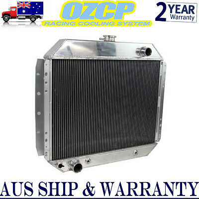 3ROW ALUMINUM RADIATOR 1966-1979 FIT FORD F100 F150 F250 F350 Bronco TRUCK OZ