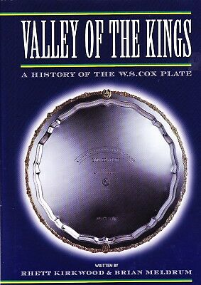 valley of the kings cox plate book