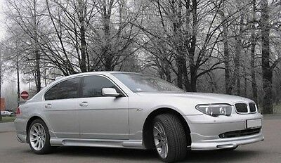 BMW e65 7series side skirts sportline HM style tuning bodykit part