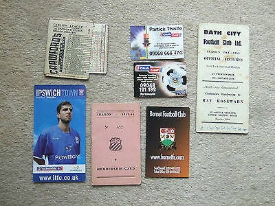 fixture card partick thistle 2001/2 club call issue