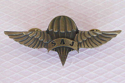 Police Of Serbia - Special Antiterrorist Unit Parachuters Breast Badge