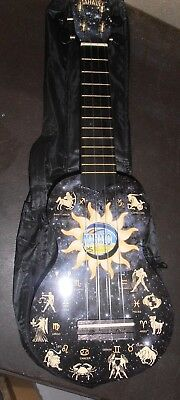 Brand New Mahalo Signs Of The Zodiak Ukelele With Carry Case