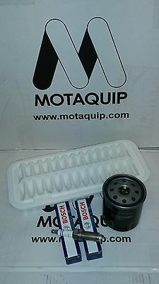 Peugeot 107 Citroen C1 Toyota Aygo 1.0 Vvti Service Kit Oil Air Filter Sparkplug