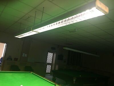 Luminai Lighting For Snooker Table