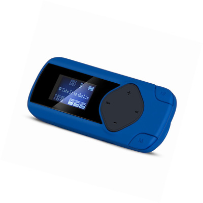 AGPTEK R2S Clip MP3 Player Digital Music Player for Jogging Running Gym(Supports