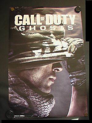 CALL OF DUTY - GHOSTS  poster.