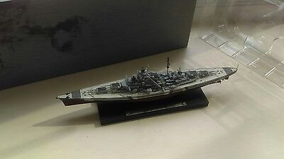 Atlas Editions German Battleship. Bismarck 1:1250. Boxed.