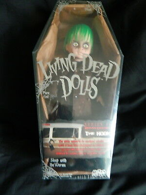 Never Removed From Box Living Dead Doll Hook Series 17