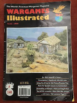 WARGAMES ILLUSTRATED No 140 May 1999 Airmobile Operations in the Vietnam War