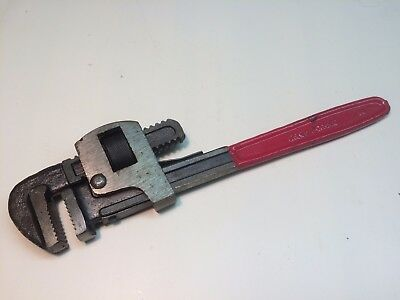 Heavy Duty Adjustable Stilson Plumbers Monkey Pipe Wrench