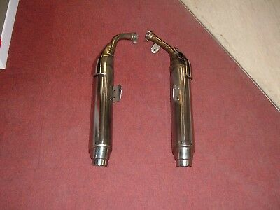 Honda Cbf1000 Cbf 1000 Genuine Exhaust