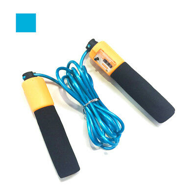 Counting Rope Rope length 2.7m PVC material ABS counter PP handle Gym Fitness