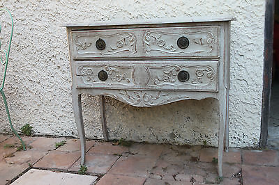 ancienne petite commode