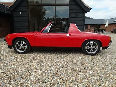 1970 Porsche 914 S Removable Targa Top