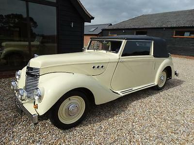 1947 ARMSTRONG SIDDELEY HURRICANE DROP HEAD 4 speed
