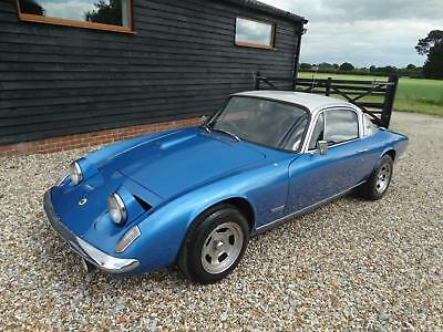 1971 LOTUS ELAN +2S manual