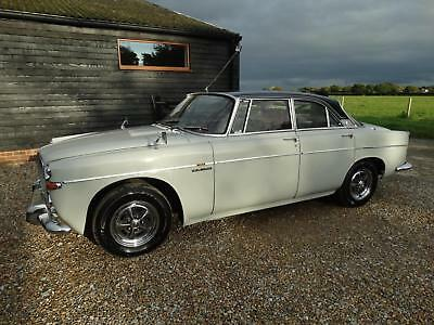 1968 ROVER 3.5 LITRE P5B coupe