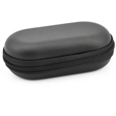 Portable Mini Round Hard Storage Case Bag for Earphone Headset SD TF Cards US