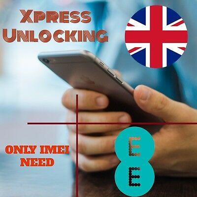 iPhone Unlocking Service for UK EE T-MOBILE ORANGE 3GS 4 6S 4S 5 5C 5S 6 6+ 7 7+