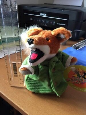 Basil Brush Collectable Toy