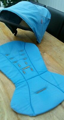 Phil and Teds Navigator HOOD and Seat LINER. EXPLORER, DASH,CLASSIC, Phil & Teds