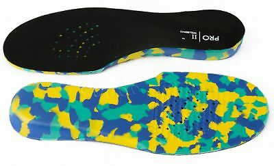 Pro11 Wellbeing kids funky orthotic  insoles