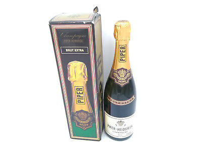 0141 PIPER-HEIDSIECK Champagne BRUT EXTRA  0,75L REIMS Frankreich