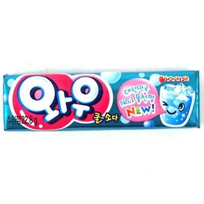 Made In Korea Orion Wow Chewing Gum Flavor Cool Soda