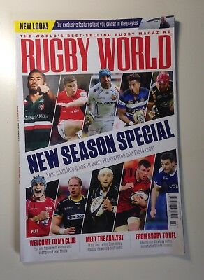 Rugby World Oct 17