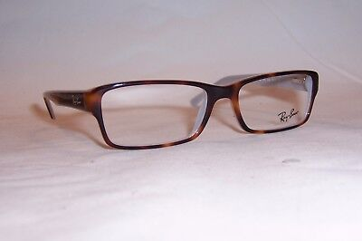 NEW Ray Ban EYEGLASSES RB RX 5169 RB5169 HAVANA RX5169 5238 52mm AUTHENTIC