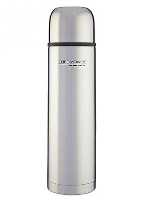 Thermos Thermocafe Stainless Steel Flask, 1.0l