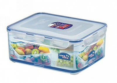 Lock & Stackable Airtight Container Rectangular 5.5L