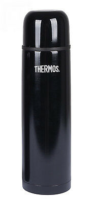 Thermos 185355 Everyday Bouteille Isotherme en Acier Inoxydable 1 L Noir...