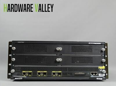 CISCO7304-G100 4-slot chassis, NPE-G100, 1 Power Supply