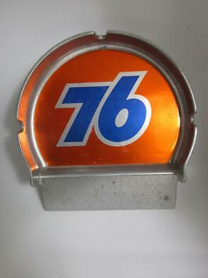 Vintage UNION 76 Gas Service Station Ashtray  NR