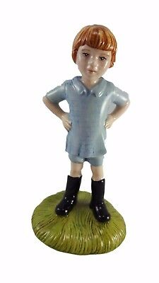 Royal Doulton Winnie the Pooh Collection Figure 'Christopher Robin'