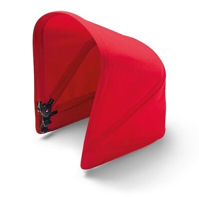 Bugaboo Donkey Sun Canopy - Red *WAS £64.95* *NOW £45.99* *SAVE OVER £18!*