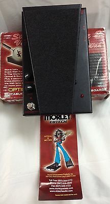 Morley Steve Vai Bad Horsie 2 Contour Wah Pedal **New With Box!**
