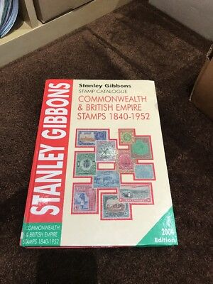 Stanley Gibbons Stamp Catalogue Commonwealth & British Empire 2004 Book