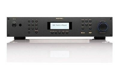 ROTEL RT-12 DAB+ Internet Media Player - Black - Authorised Dealer - Brand New